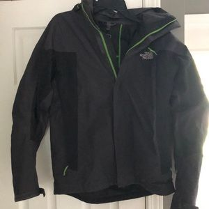 Men's North Face coat